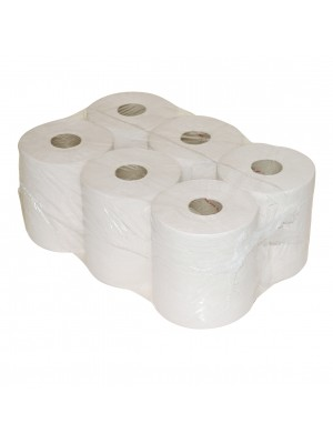 Prima Mini Jumbo toiletpapier 2-laags tissue