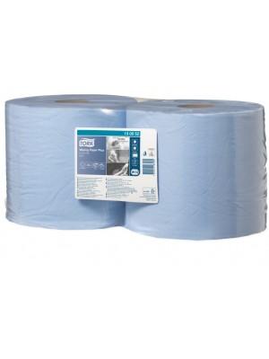 Tork 130052 Wiping Paper Plus. Pak à 2 rollen.