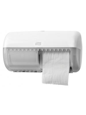 Tork 557000 duo toiletrol dispenser