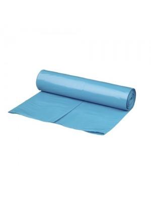 Vuilniszak 65/20 x 125 T70 blauw