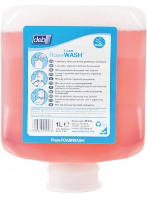 Deb Rose Foam Wash 1 liter