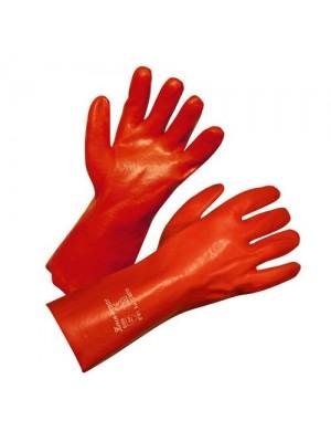 Pvc handschoen 35 cm