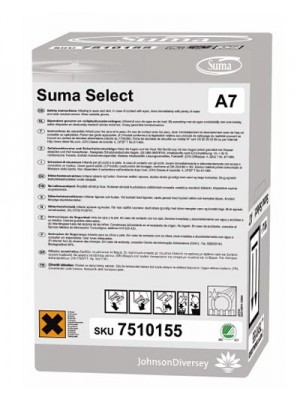 Suma Select A7 spoelmiddel 10 liter