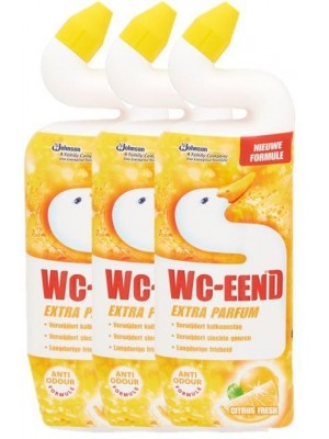 WC Eend toiletreiniger Citrus Fresh 750 ml