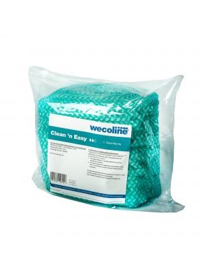Clean 'n Easy Desinfectie doeken - Navulling à 150 doeken