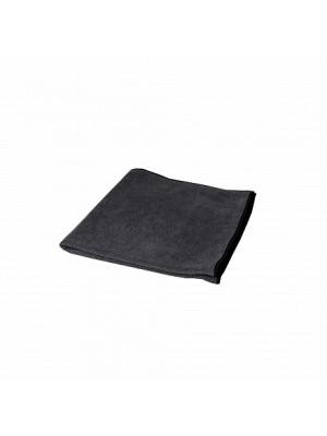 Microvezeldoek zwart/antraciet 10 stuks per verpakking
