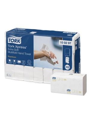 Tork 100297 Extra Soft multifold handdoek