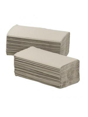 Prima handdoek Z-vouw naturel 1-laags