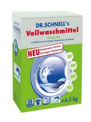 Dr. Schnell totaal wasmiddel 6,5kg