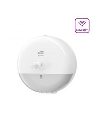 Tork SmartOne® Mini toiletrol dispenser wit 681000