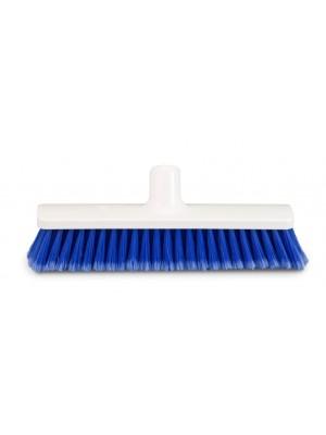 Rilsan zaalveger 30 cm zacht blauw