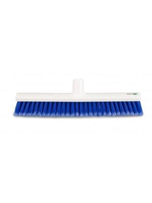Rilsan zaalveger 40 cm zacht blauw