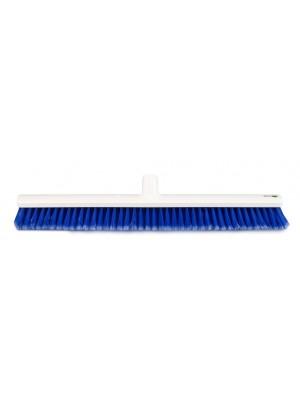 Rilsan zaalveger 60 cm zacht blauw