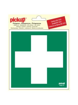 Veiligheidspictogram - Eerste hulp - vinyl