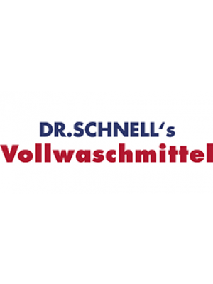 Dr. Schnell totaal wasmiddel 6,4 kg