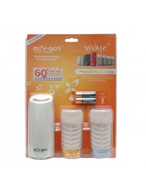 Oxy-Gen luchtverfrisser startpakket