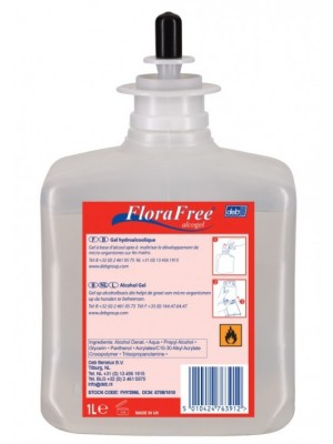 Deb FloraFree Alcogel 1 liter