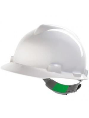 MSA V-Gard veiligheidshelm Wit