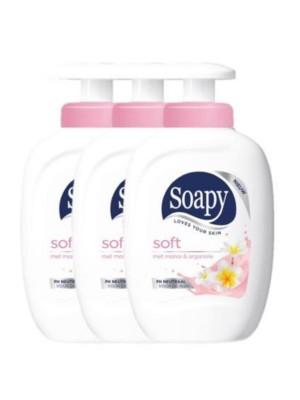Handzeep Soapy Soft 300 ml