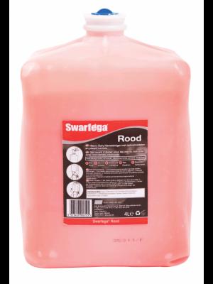 Swarfega rood 4 liter