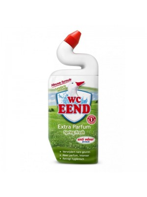 WC Eend toiletreiniger Spring Fresh 750 ml